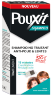 Pouxit Shampoo Shampooing traitant antipoux Fl/250ml à RUMILLY