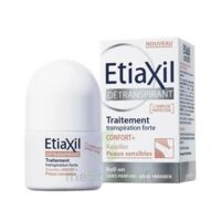 ETIAXIL AISSELLES Déodorant confort + Roll-on/15ml à RUMILLY