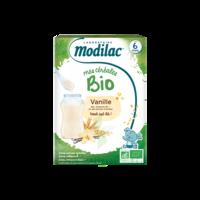 Modilac Céréales Farine vanille dès 6 mois B/250g à RUMILLY