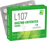 Lehning L107 Comprimés Orodispersibles 2plq Pvc/pvdc/alu/20 à RUMILLY