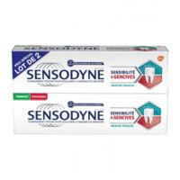 Sensodyne Sensibilité et gencives Menthe fraîche 2T/75ml à RUMILLY
