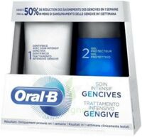 ORAL B Dentifrice soin intensif gencives T/148ml à RUMILLY