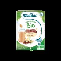 Modilac Céréales Farine cacao vanille dès 12 mois B/250g à RUMILLY