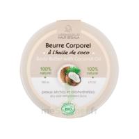 Beurre corporel Coco bio 120ml à RUMILLY