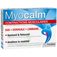 MYOCALM Comprimés contractions musculaires B/30 à RUMILLY