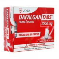 Dafalgantabs 1 G Cpr Pell Plq/8 à RUMILLY