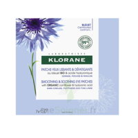 Klorane Bleuet Bio Patchs Défatigants Express 7x2 Patchs à RUMILLY