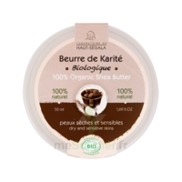 Beurre de karité bio 50ml à RUMILLY