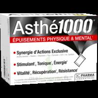ASTHE 1000 Poudre à diluer épuisements physique & mental 10 Sachets à RUMILLY